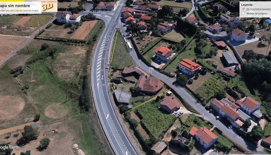 Foto 1 de Urbanizable en venta en N-525 Parroquias de Santiago, A Coruña