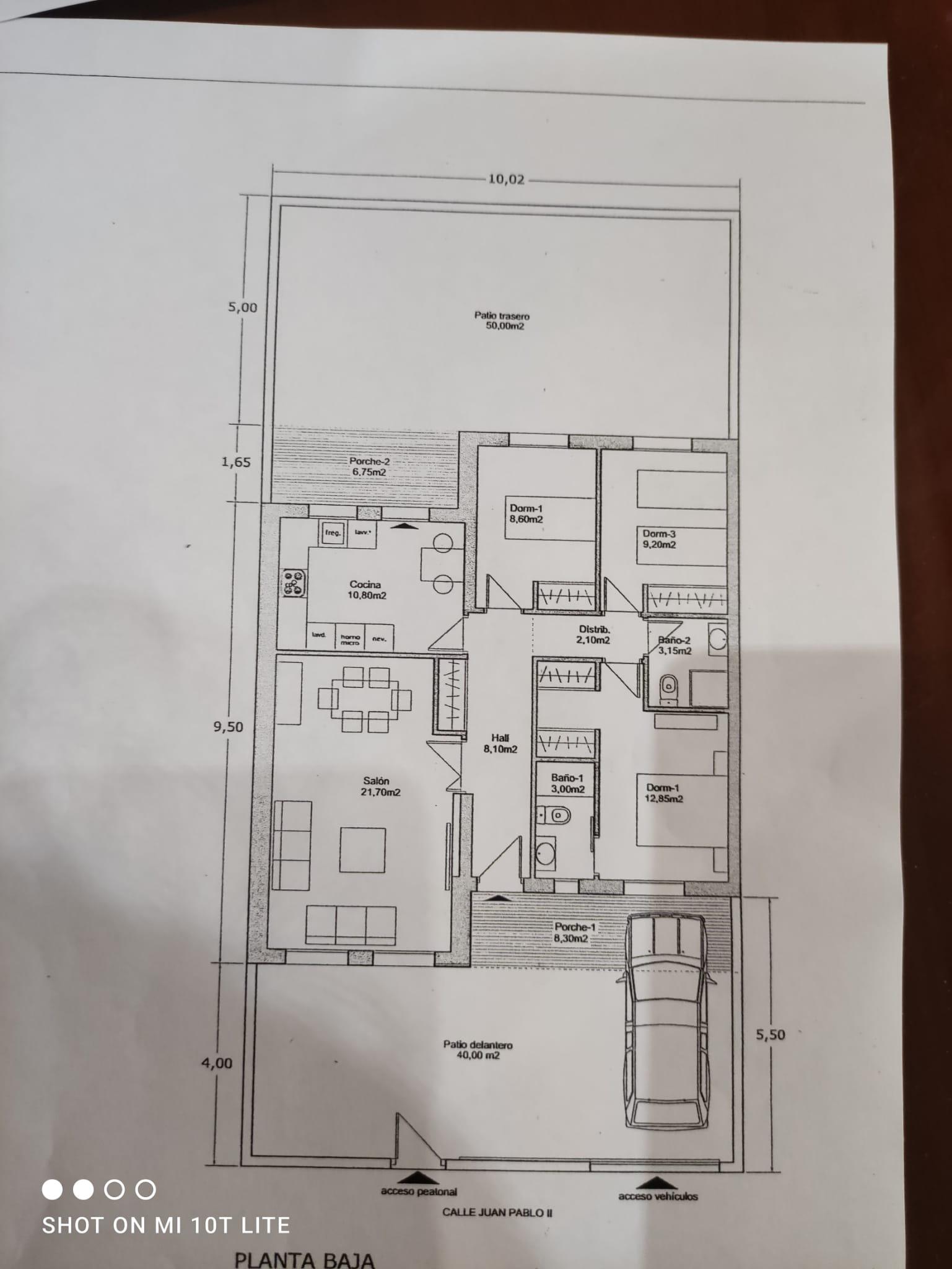 Haus  Plaza de españa. Venta de parcelas y chalet