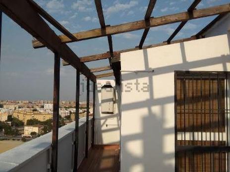 Áticos de alquiler en Sevilla Provincia