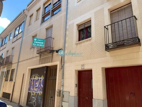 Pisos en venta en Segovia Provincia