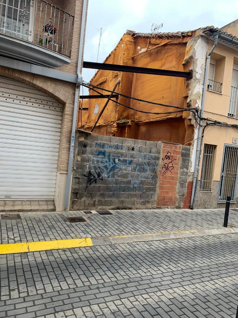 Area edificabile urbana  Calle de las eras. Solar para vivienda unifamiliar en centro de la poblacion