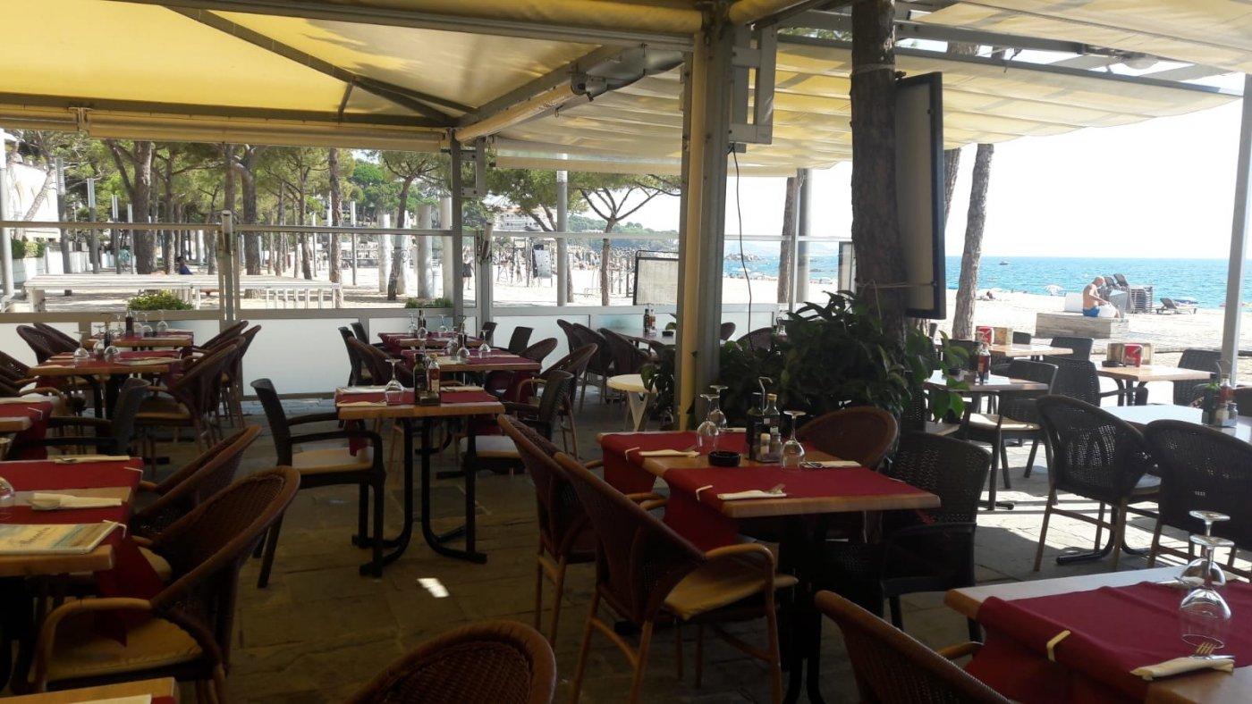 Local Comercial  Platja d'aro ,1ª línea de mar. Restaurante en venta platja d'aro 1ª linea de mar