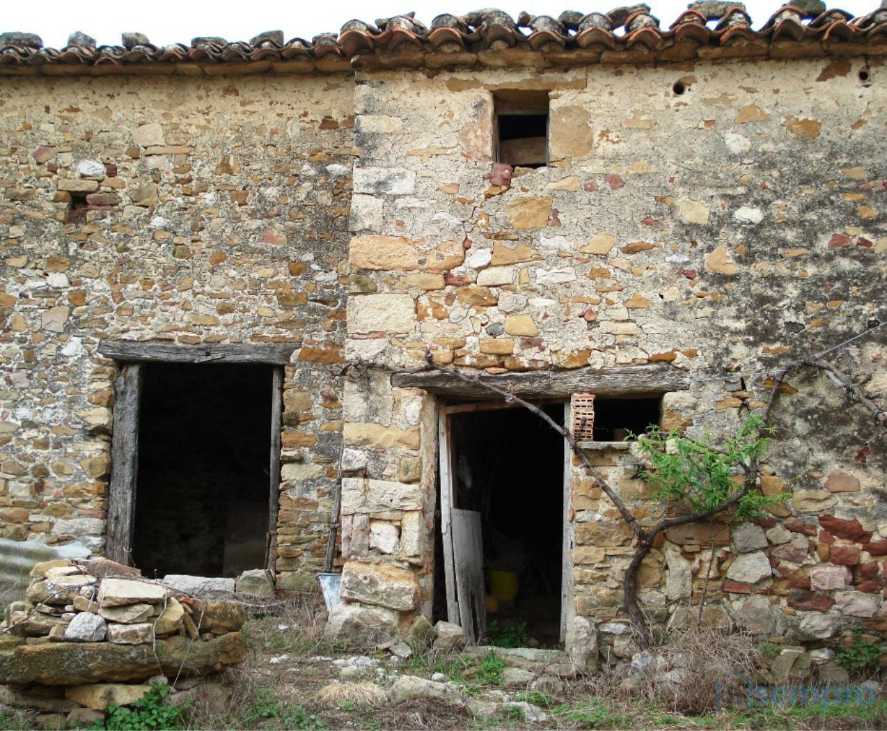 Casa  Mas el molinell. Culla/masia