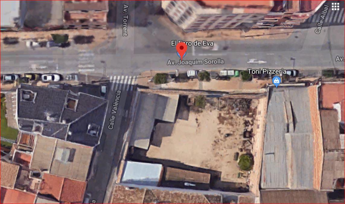 Stadtgrundstück  Avenida joaquin sorolla. Solar en venta en alcasser.