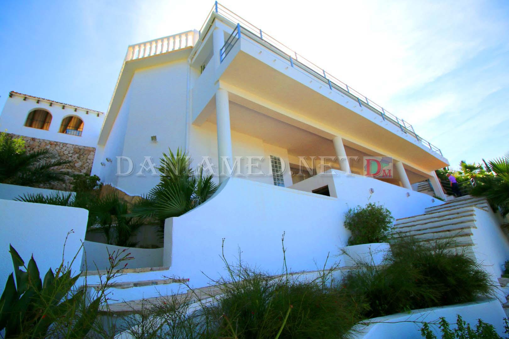 Casa  Pego, zona de - montepego. Chalet de lujo con vistas al mar !