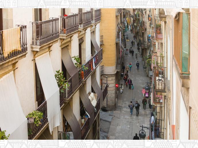Foto 18 de Piso en Calle Sant Pau 41 / El Raval,  Barcelona Capital