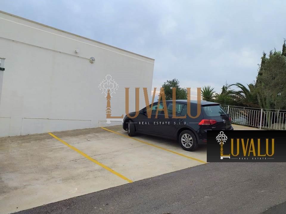 Posto auto  Avenida bélgica. Plaza de parking exterior en venta en las atalayas. peñíscola
