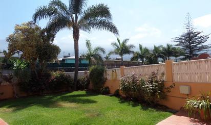 Casas adosadas en venta con terraza en Puerto de la Cruz