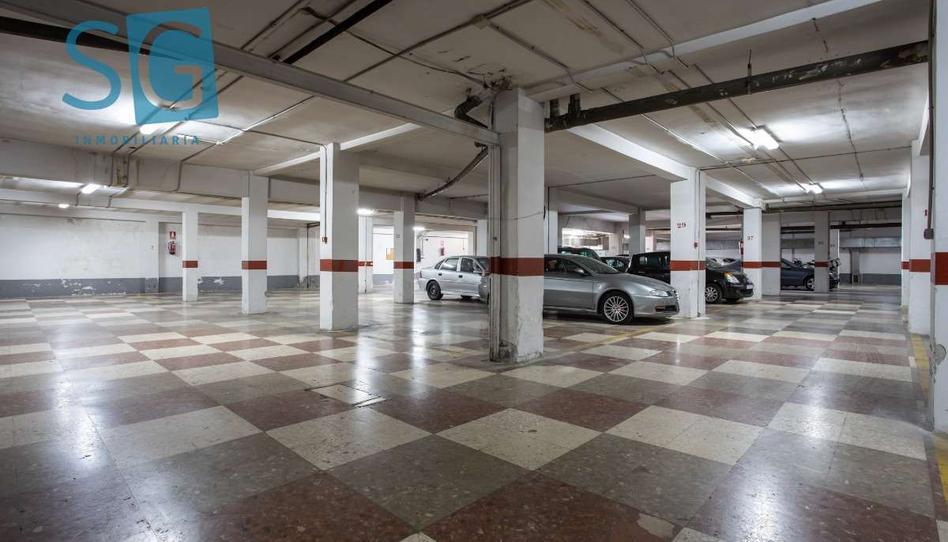 Foto 1 de Garaje en venta en Calle del Pintor Manuel Maldonado Barrio de Zaidín, Granada