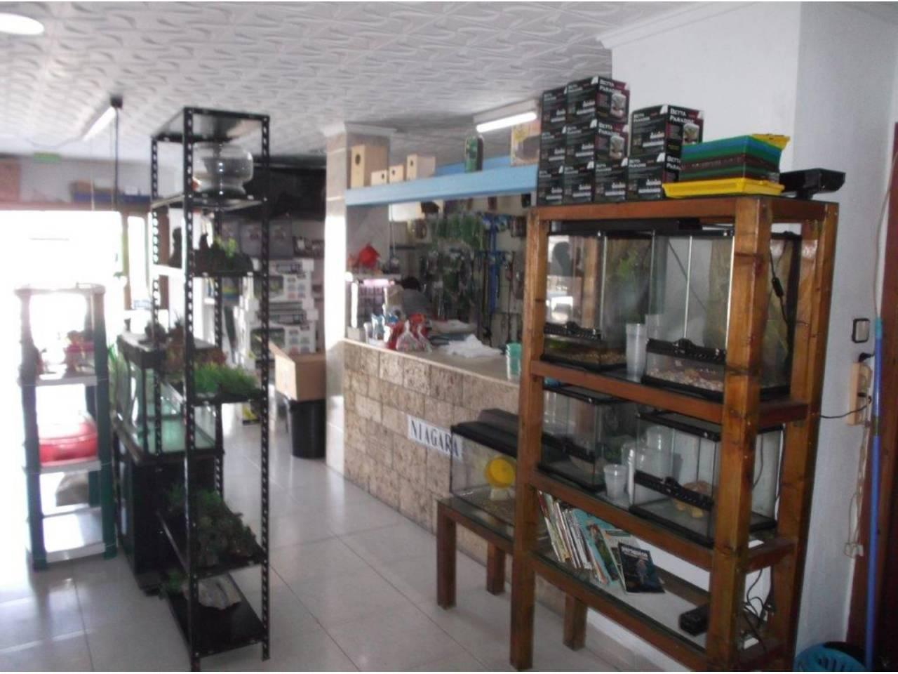 Traspaso Local Comercial  Calle 25 abril. Se traspasa  tienda de animales en una de las mejores zonas de t