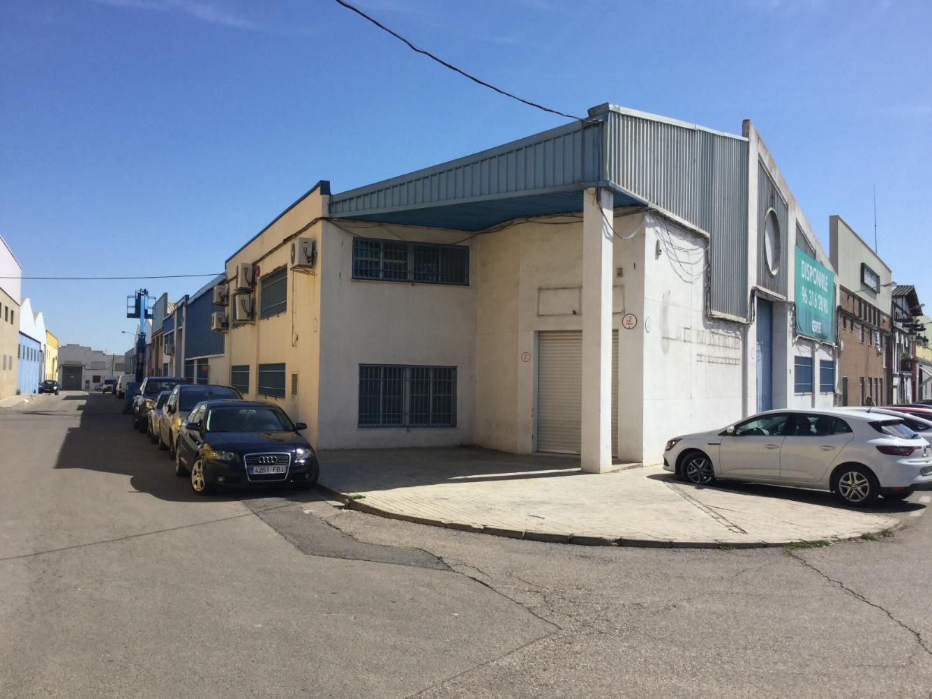Affitto Capannone industriale  Cuesta aeropuerto. Nave comercial con oficinas en 1a linea de la carretera de aerop