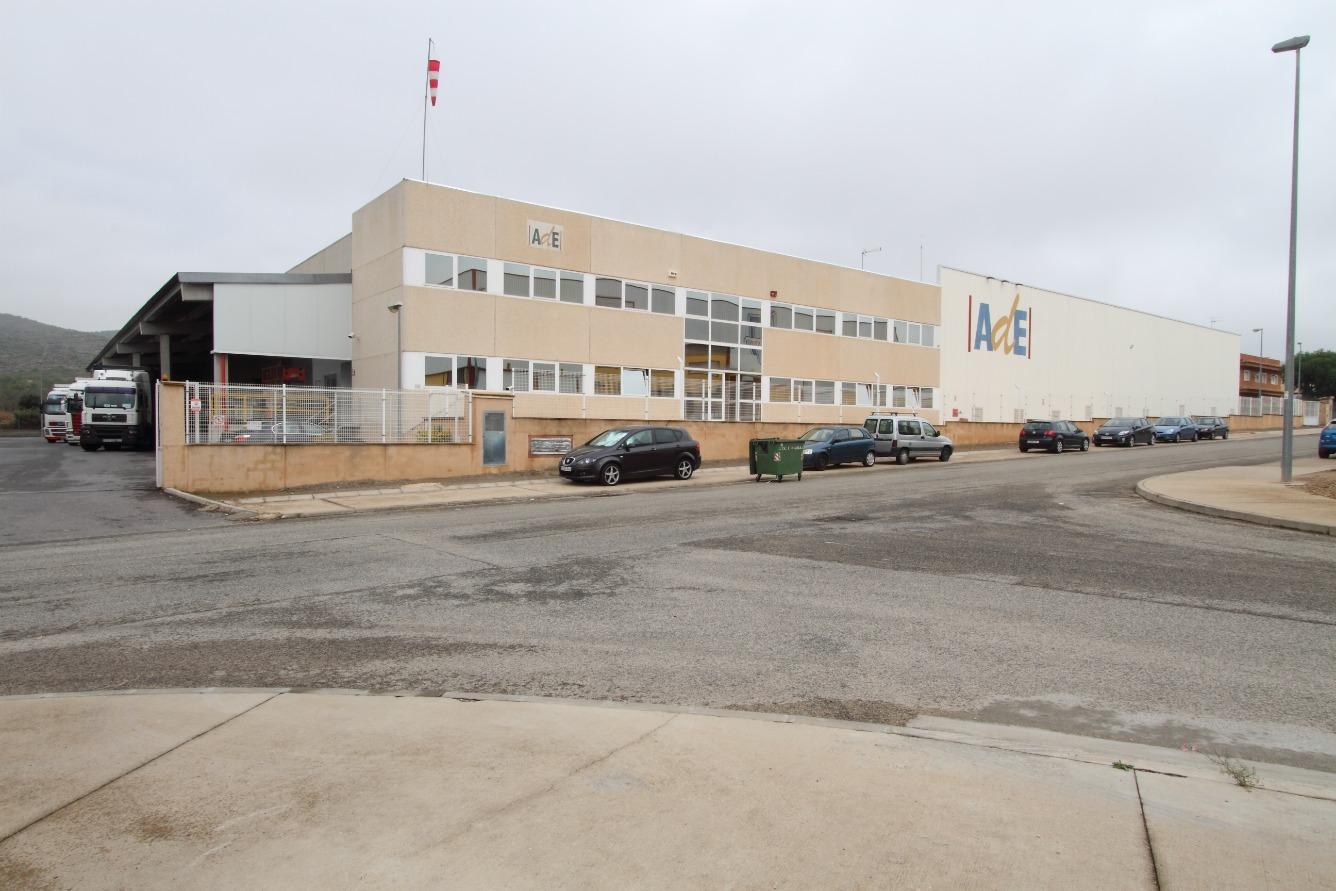 Bâtiment à usage industriel  Calle conills, 87. Nave logística en venta.