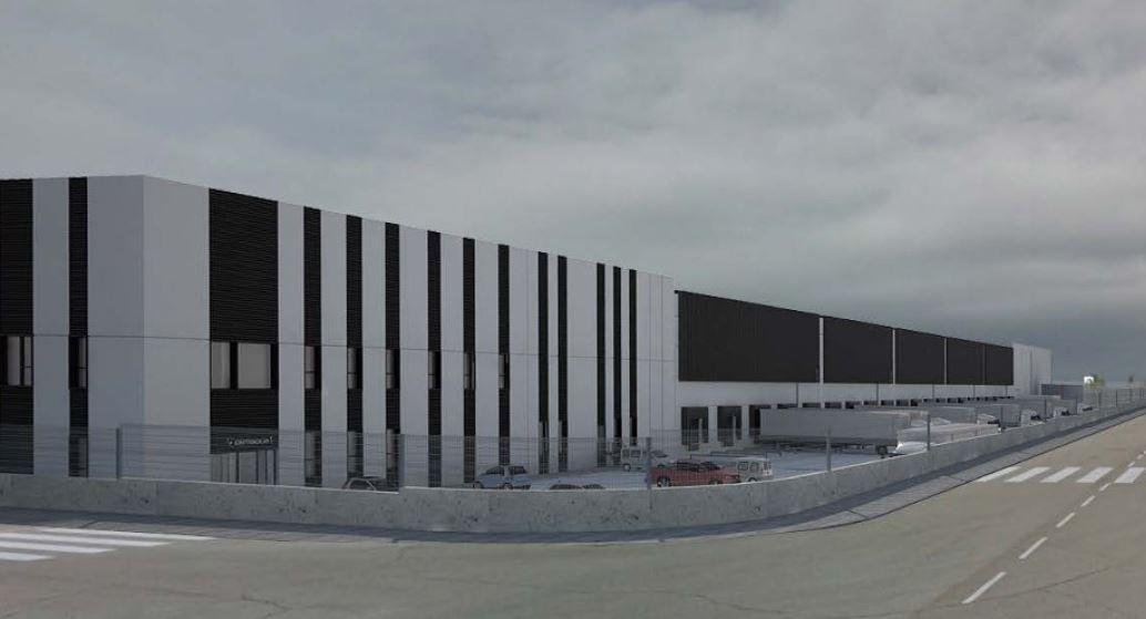 Location Bâtiment à usage industriel  Calle pi albardiales ii, 1. Nave logística de nueva construcción en alquiler situada en el p