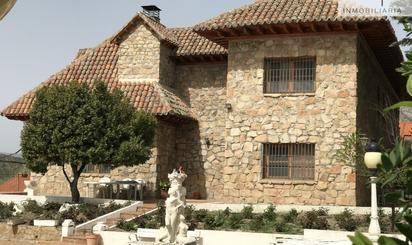 Casas de alquiler en Manzanares El Real