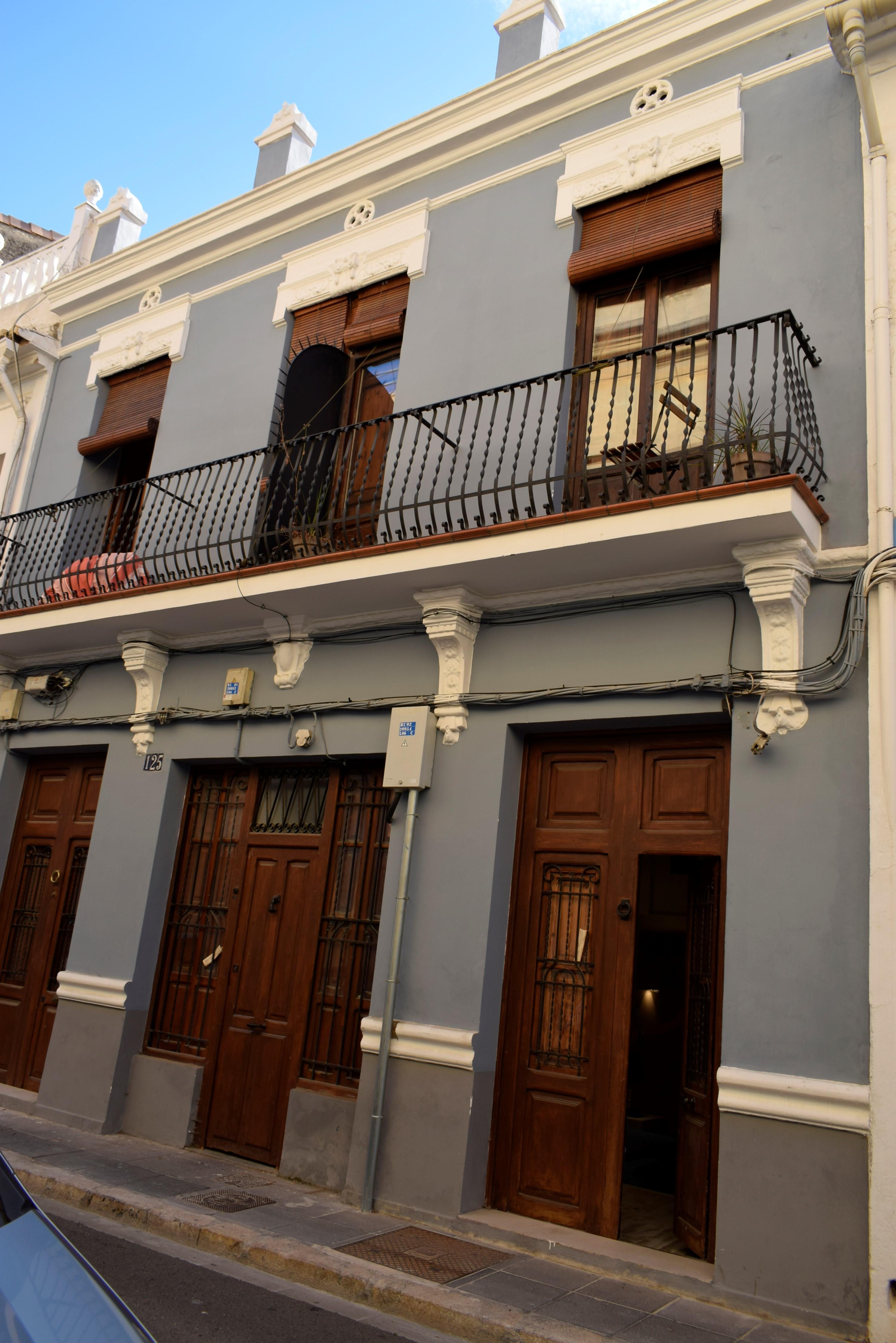 Piso  Calle calle escalante. Piso en el cabanyal-el canyamelar, valencia