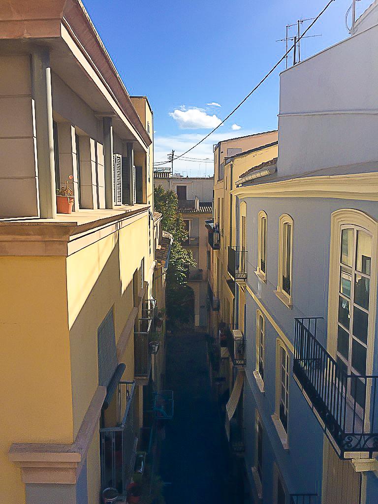 Piso  Avenida pintor fillol. Piso con buhardilla en plaza del carmen.