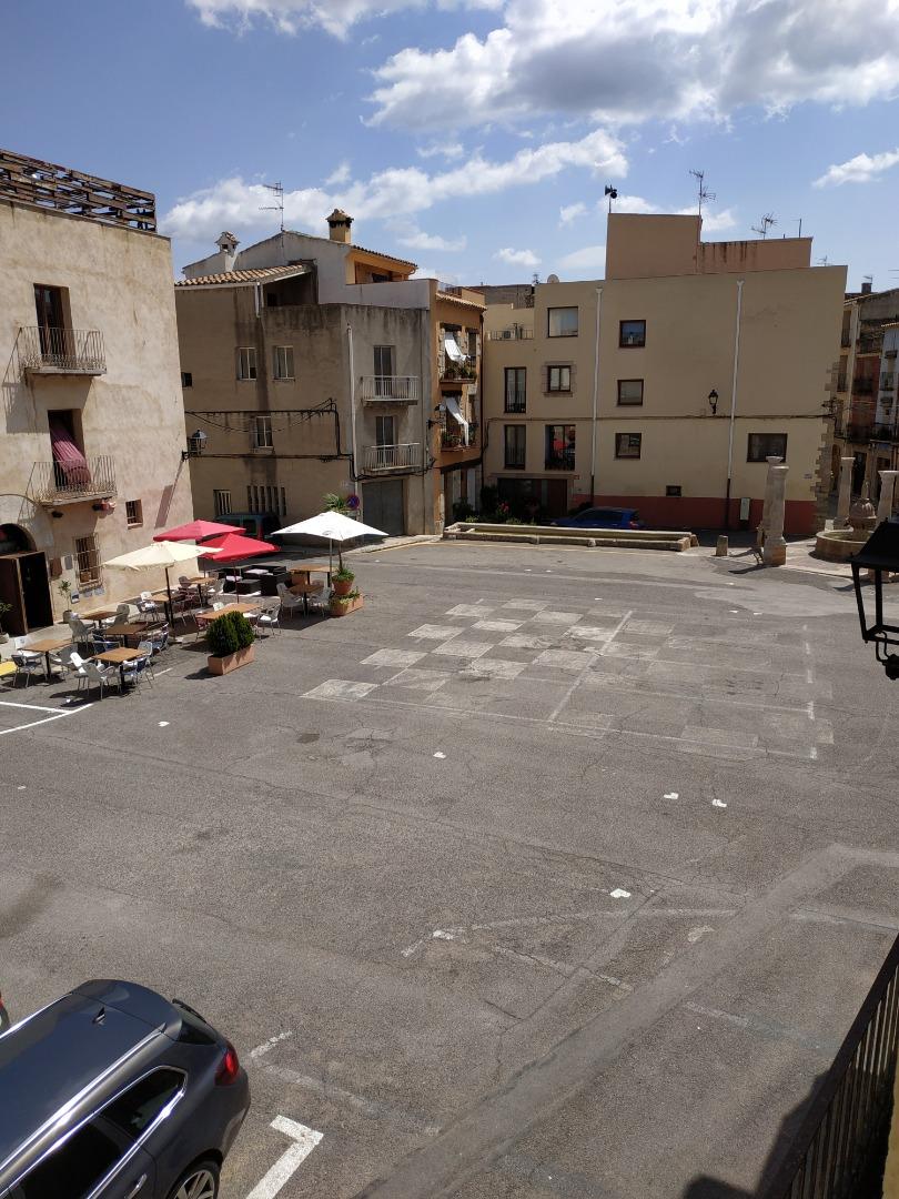 Casa  Plaza virgen de la font