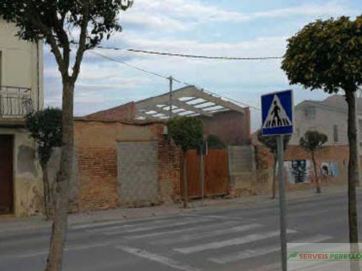 Stadtgrundstück  Calle prat de la riba portal 103, 101. Linyola/terreno