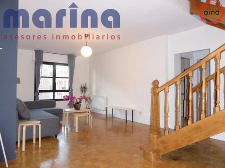 Dúplex de alquiler en Pamplona / Iruña