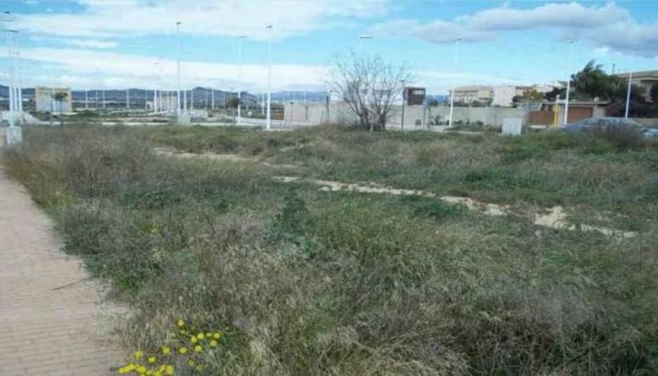 Foto 1 de Urbanizable en venta en La Pobla de Vallbona ciudad, Valencia