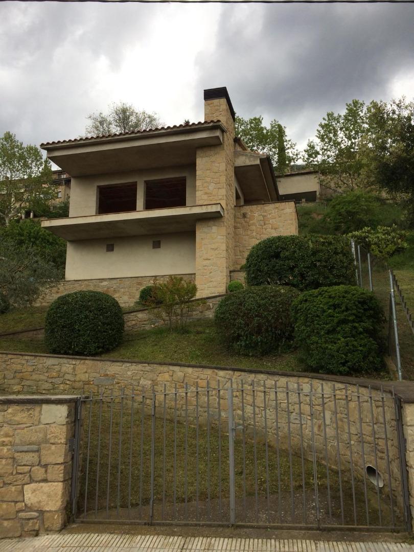Casa  Talamanca -terrassa - navarcles