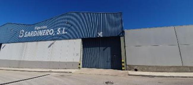 Nave industrial en Benigánim