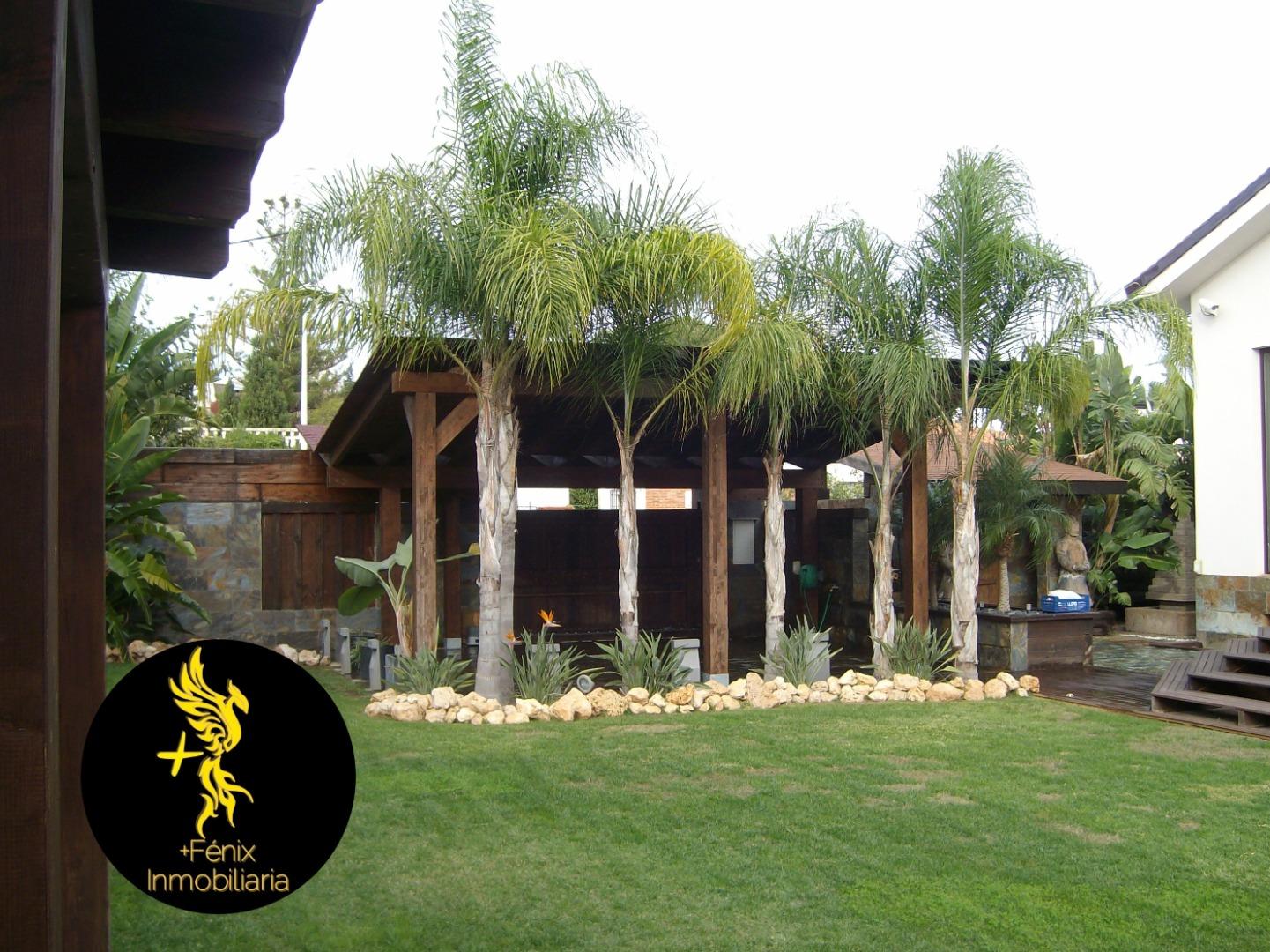 Location Maison  La pobla de vallbona - urbanización san martín - les penyes - vi. Se vende  espectacular chalet de diseño con encanto. tiene  350