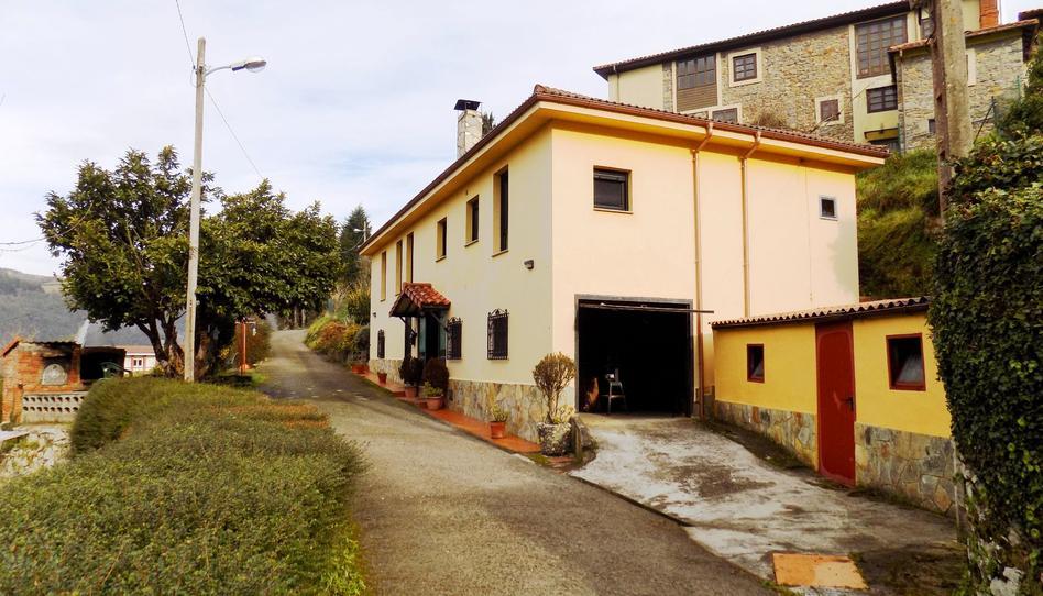 Foto 1 de Finca rústica en venta en Pravia, Asturias