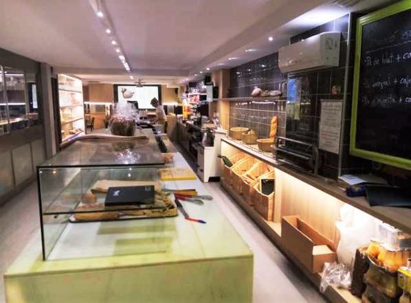 Traspaso Local Comercial en Sant Ramon - Maternitat. Traspaso panadería degustación en zona inmejorable de les corts