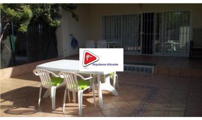 Casas adosadas de alquiler en Alicante / Alacant