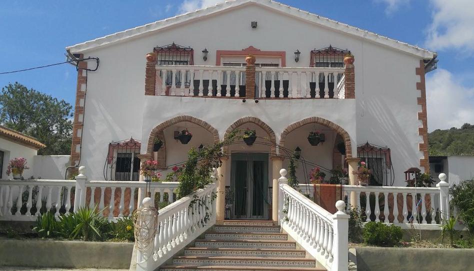 Foto 1 de Finca rústica en venta en El Burgo, Málaga
