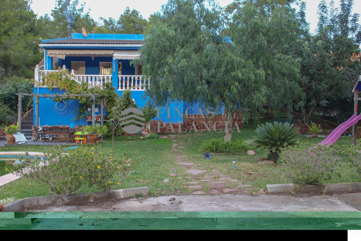 Casa  Camino de torres urb. mont blau, parcela 64. Chalet en venta en urb. mont blau, 3 dormitorios.