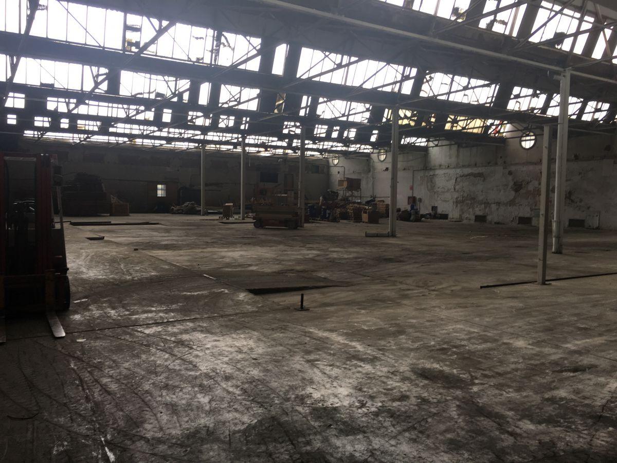 Miete Fabrikhalle  Molins de rei. Nave ind. en alquiler en Molins de Rei.
