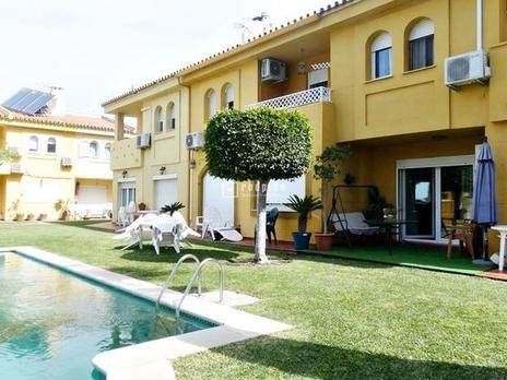 Casas adosadas en venta con calefacción en Málaga Capital
