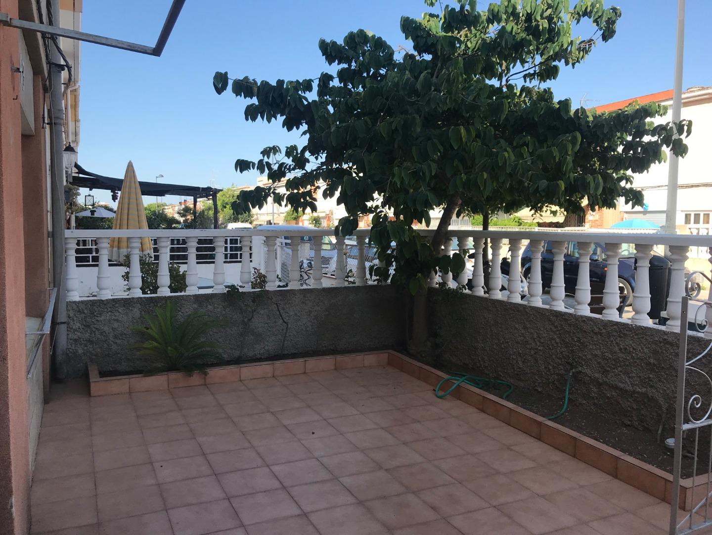 House  Vinaròs - casco urbano piscina. Casa adosada en zona urbana, cerca de la piscina,