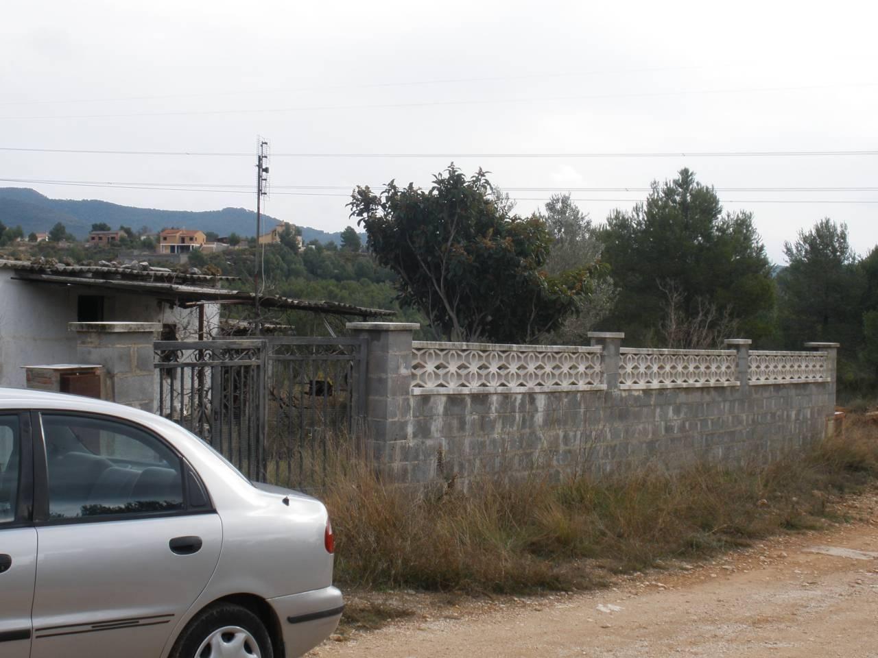 Solar urbano  Calle albacete. Terreno en venta en aiguamurcia, solar de 892 m2, edificable, ca