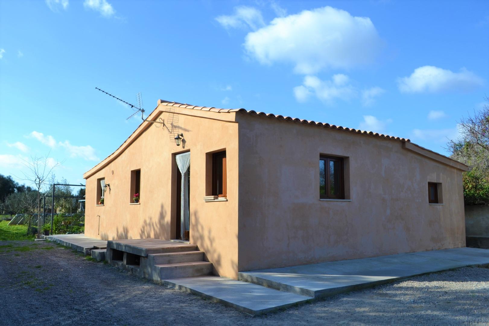 Casa  Capdepera. Acogedora casa rural con vistas panoramicas