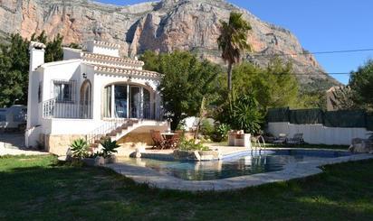 Casa o chalet de alquiler en Montgó - Ermita