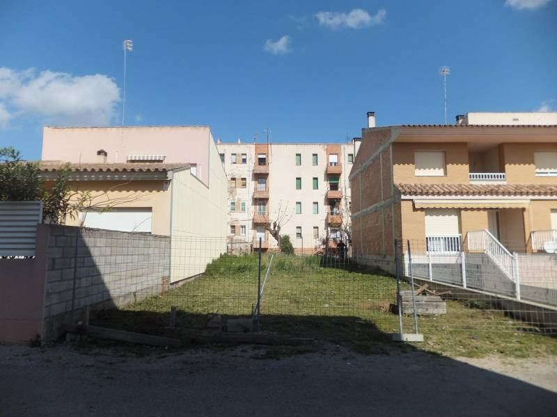 Solar urbano  Passatje hostasol, 10. Oportunidad: suelo urbano para edificar