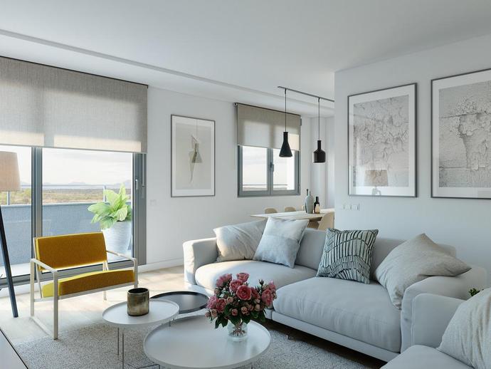 Foto 1 von Wohnung in Juan Miro Mas Rampinyó - Carrerada