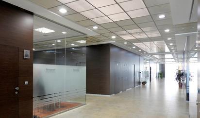 Oficinas de alquiler en Finestrat