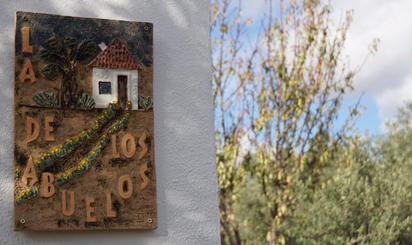 Fincas rústicas de alquiler vacacional en Málaga Provincia