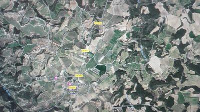 Solar urbà  Calle poligono 1. Terreno rustico de 15587 m.