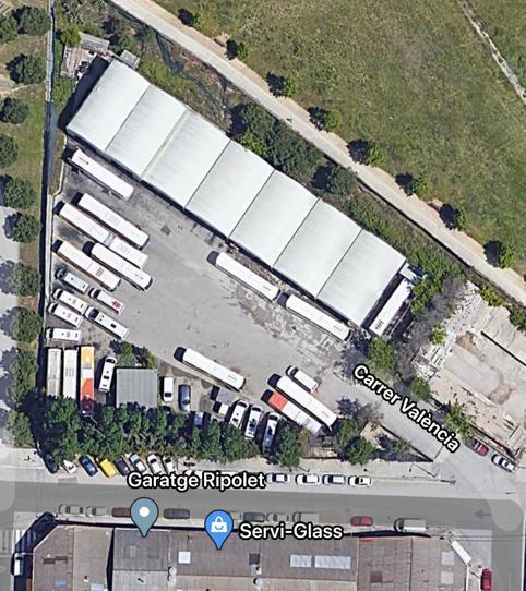 Foto 2 de Garatge de lloguer a Can Mas, Barcelona