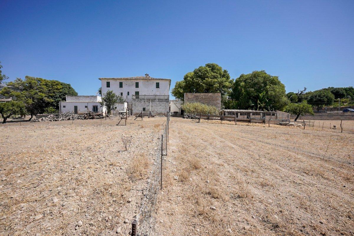Maison  Campanet ,campanet. ¡inversores! venta casa con gran terreno con multitud de posibil