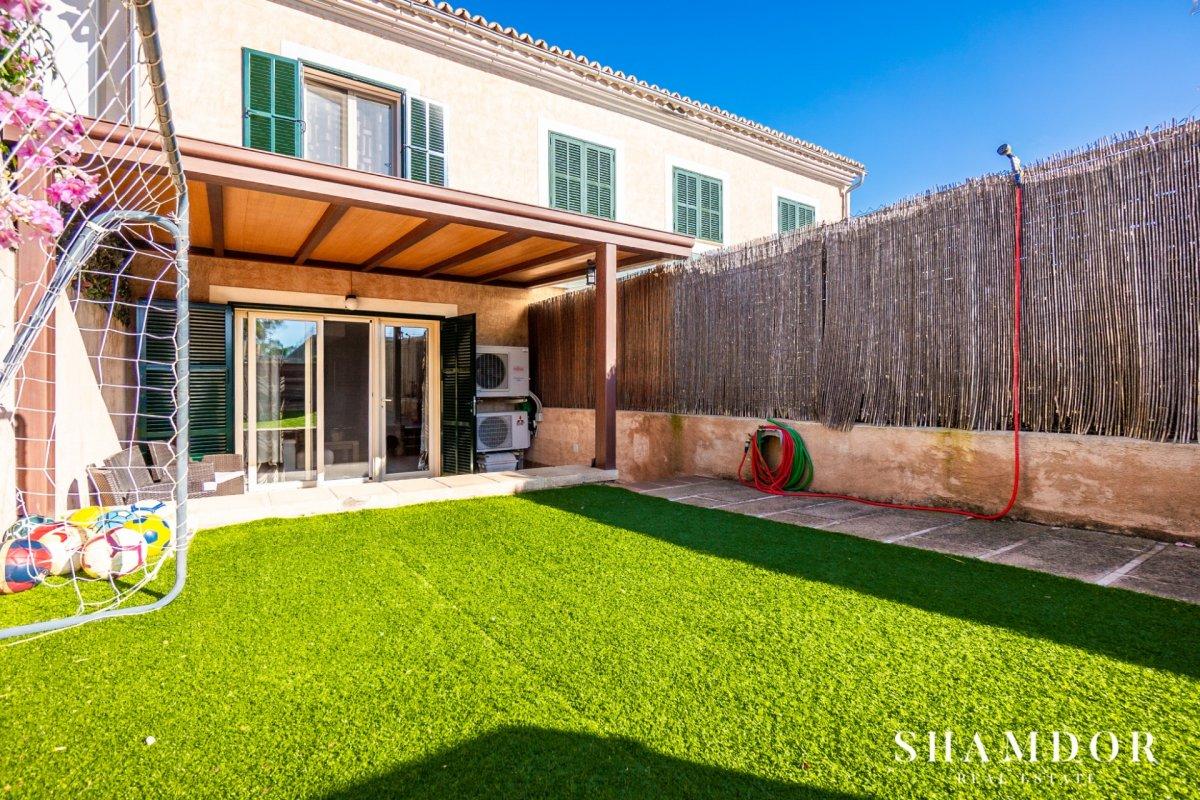 Maison  Marratxí ,portol. Venta chalet adosado tres habitaciones con jardín zona portol.