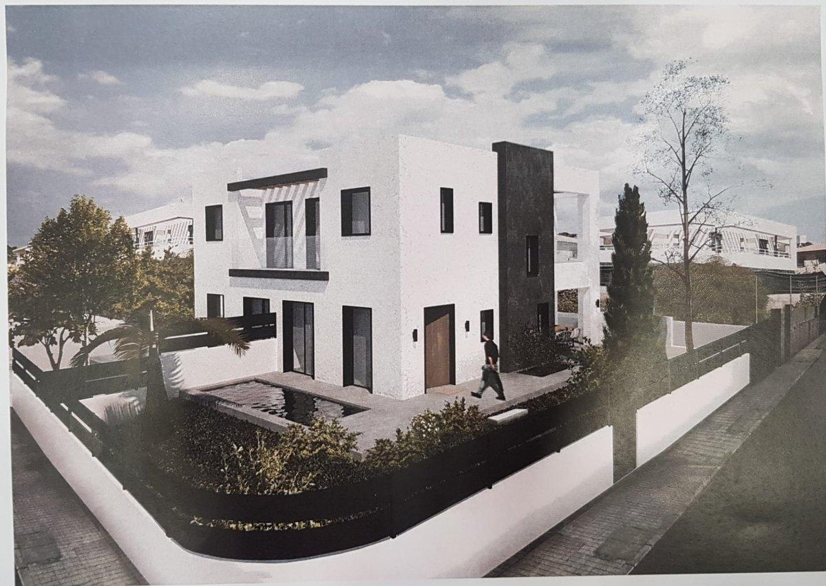 Casa  Marratxí ,ses cases noves. En venta pareado en esquina de obra nueva con piscina, ses cases