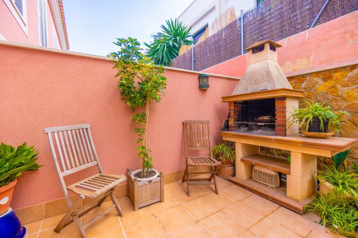 Casa  Palma de mallorca ,son rapinya. En venta precioso chalet adosado con terraza y garaje en zona co