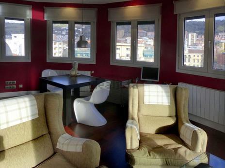 Áticos de alquiler en Bilbao
