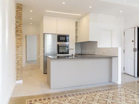 Apartamentos de alquiler en Valencia Capital